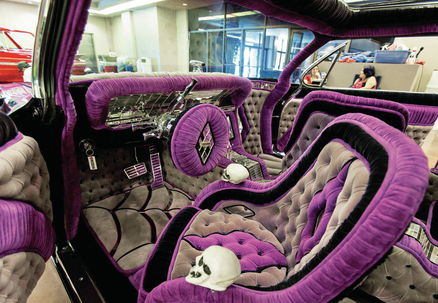 Custom Car Interior Ideas And Interior Customization
